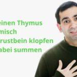 Unsere Thymusdrüse verbessern, Yuen Methode, Homöopathie